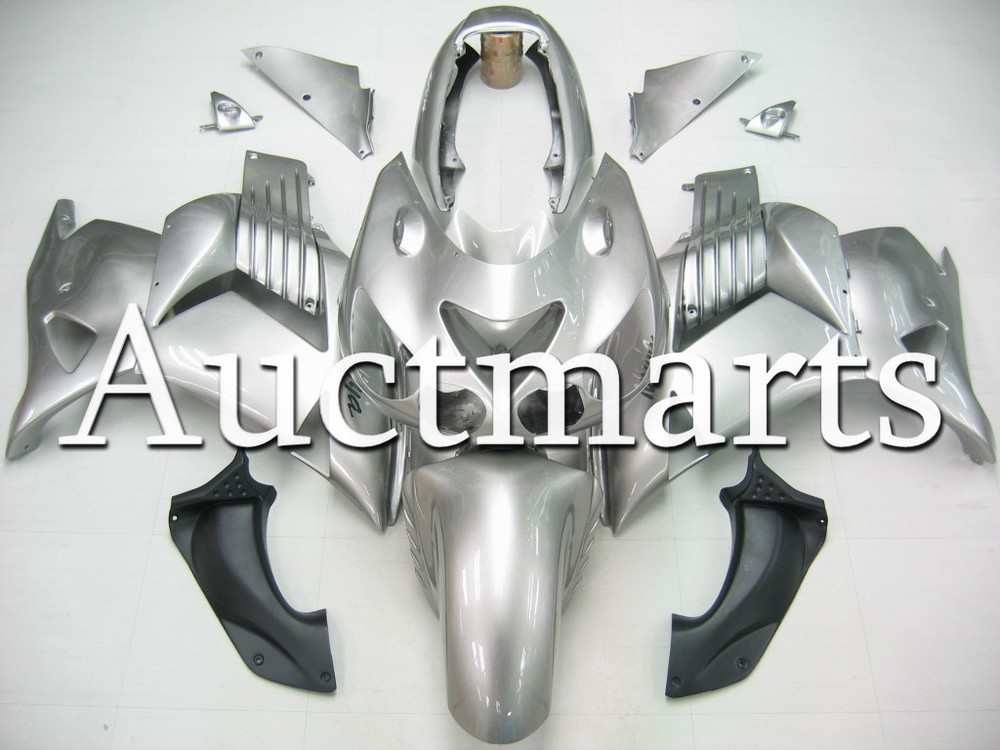 Fit for kawasaki  ZX-14R ZZR1400 2006-2011 Injection ABS Plastic motorcycle Fairing Kit Bodywork ZX14R 06-11  CB07