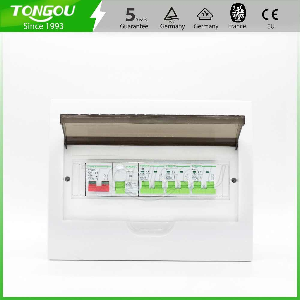 detail feedback questions about 10 12 ways distribution box consumer10 12 ways distribution box consumer unit 63a 2p rcd circuit breaker protection flush mounting