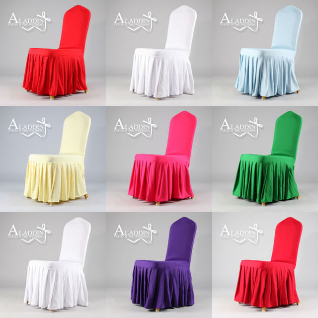 Wedding Seat Cover Spandex Chair Cheap Universal Covers Made In China