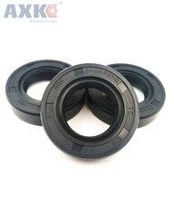 axk 20x45x7 mm 36x46x7 mm tc oil shaft simmer ring rotary shaft seal nitrile seals buna n basl rubber gasket AXK AS Shaft OD = 40 mm - 44 mm TC  Nitrile  Seals Buna N  Rubber gasket   10pcs
