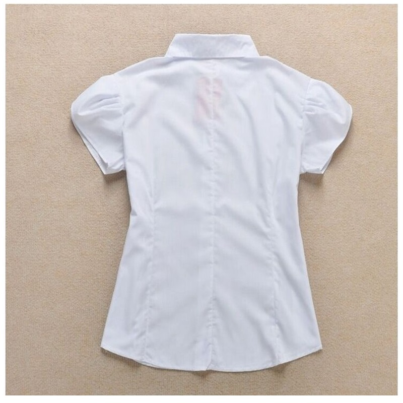 HTB1luLmKFXXXXcAXVXXq6xXFXXXp - High Quality Fashion Womens short-Sleeve Chiffon Shirt