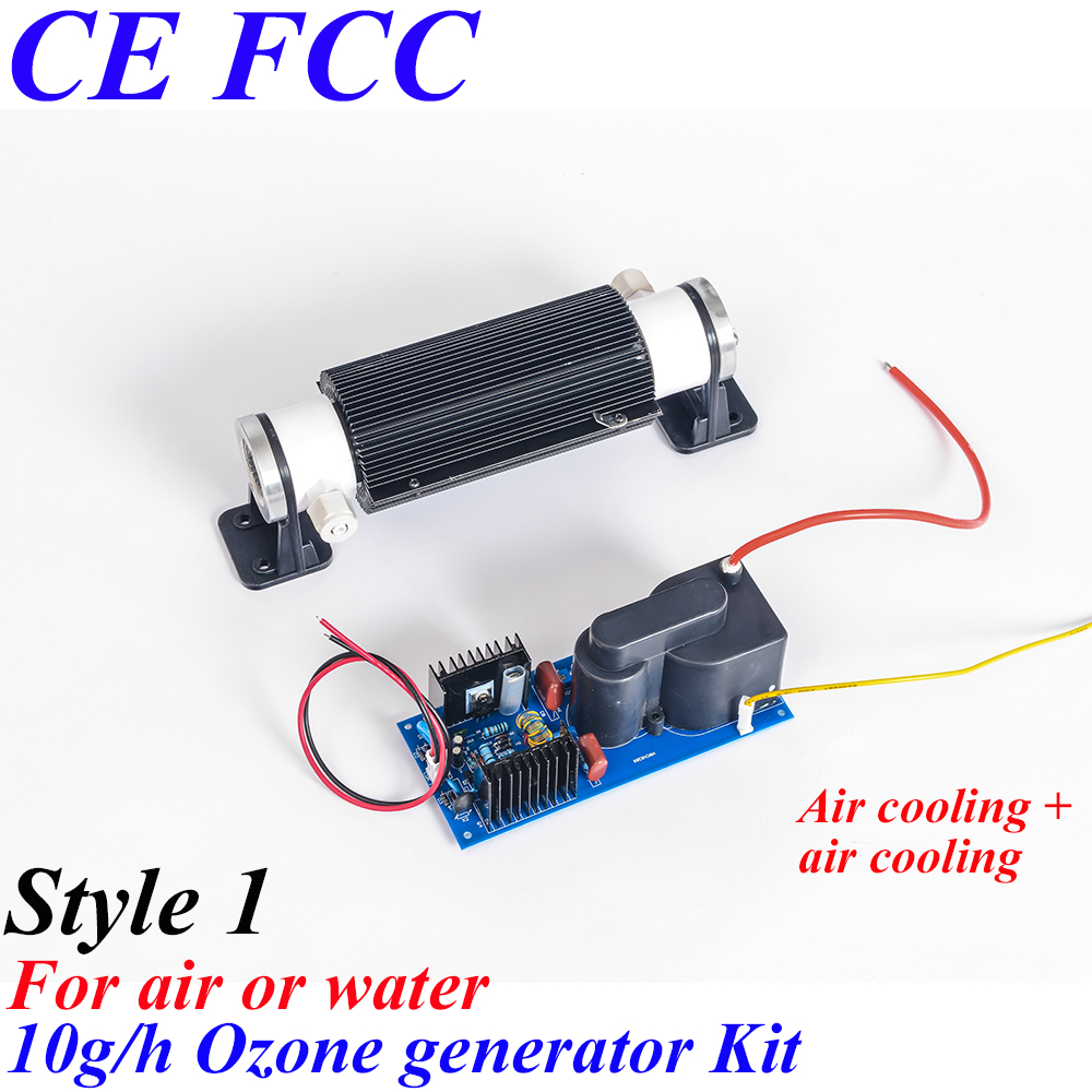 Pinuslongaeva CE EMC LVD FCC Factory outlet 10g/h Ceramic tube type ozone generator Kit osoonigeneraatorid ha o3oh pinuslongaeva ce emc lvd fcc factory outlet 10g h quartz tube type ozone generator kit high voltage discharge type ozone kits