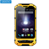 Wholesale Jeasung A8 3G Rugged Waterproof Smartphone, 3000mAh Battery Quad Core MTK6580, Android 4.4 1+8GB, NFC support
