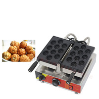 professional Small shop use waffle maker delimanjoo cake machine walnut waffle cake making machine