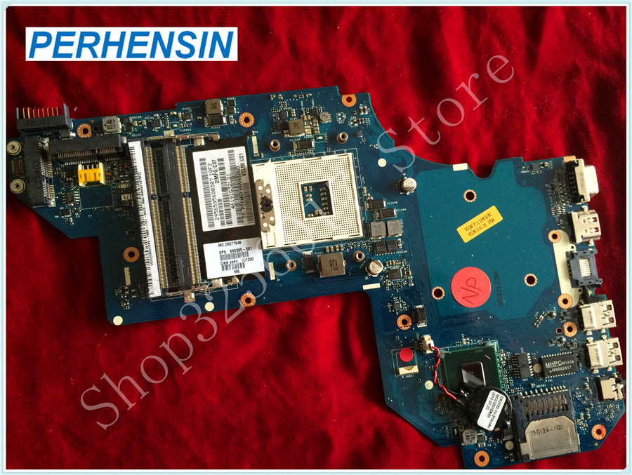For HP For Envy M6-1200 laptop MOTHERBOARD s989 LA-8713P 702905-501  integrated 100% tested good laptop keyboard for hp for envy 4 1014tu 4 1014tx 4 1015tu 4 1015tx 4 1018tu backlit northwest africa 692759 fp1 mp 11m6j698w