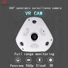 360 Camera 960P Wifi Camera 360 Degree Panoramic Camera Home Security Video Surveillance Fisheye Camera 3D VR