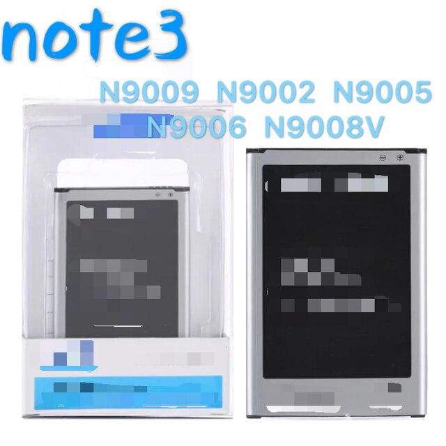 Для samsung note 3 новая батарея N9009 N9002 N9005 N9006 N9008V мобильный телефон панелей