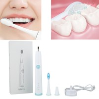 Electric Toothbrush Cleaning Modes USB Charging Power Tooth Brush Waterproof Portable Travel