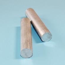 Диаметр 30 мм длиной 100 мм до 500 мм алюминий 6061 круглый стержень твердый токарный станок металлический стержень