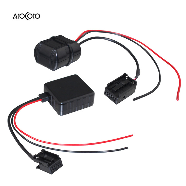 Car Bluetooth Module For Ford Focus Fiesta Radio Stereo Aux Cable