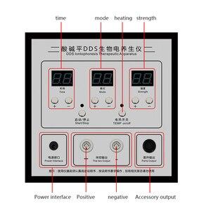 Image 3 - Acid and Alkali Level DDS Pulse Bioelectric Massager Electrolyte Regulation Dredge Meridian Physiotherapy Detoxification