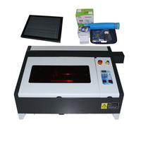 CNC Laser Engraving Machine Mini Super with All functions 4040 50W CO2 Laser Cutter