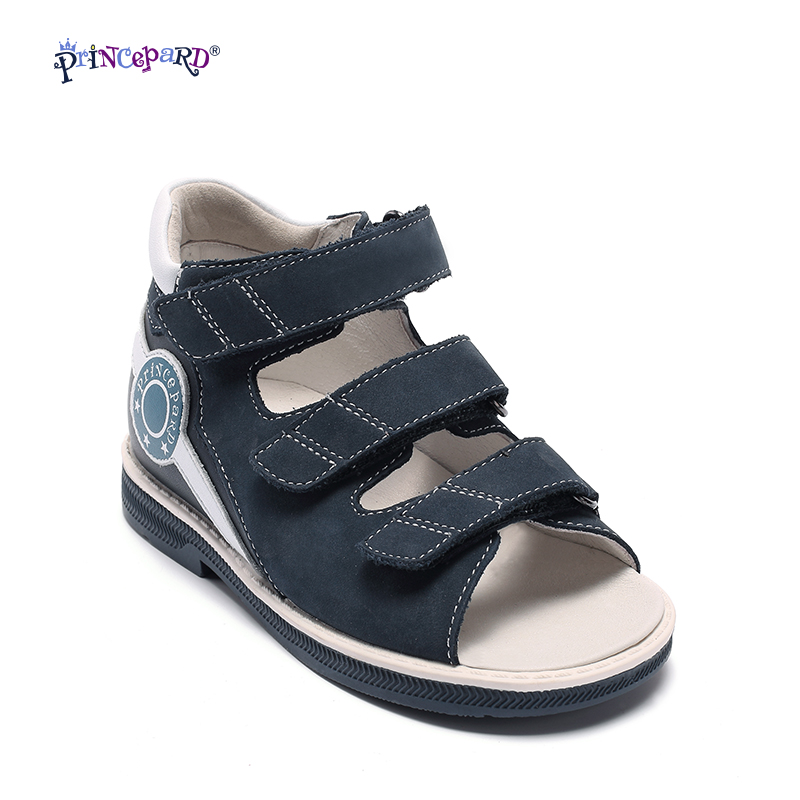 Princepard Comfortable Spring and Summer Casual Orthopedic shoes Outdoor Sandals for boy ...