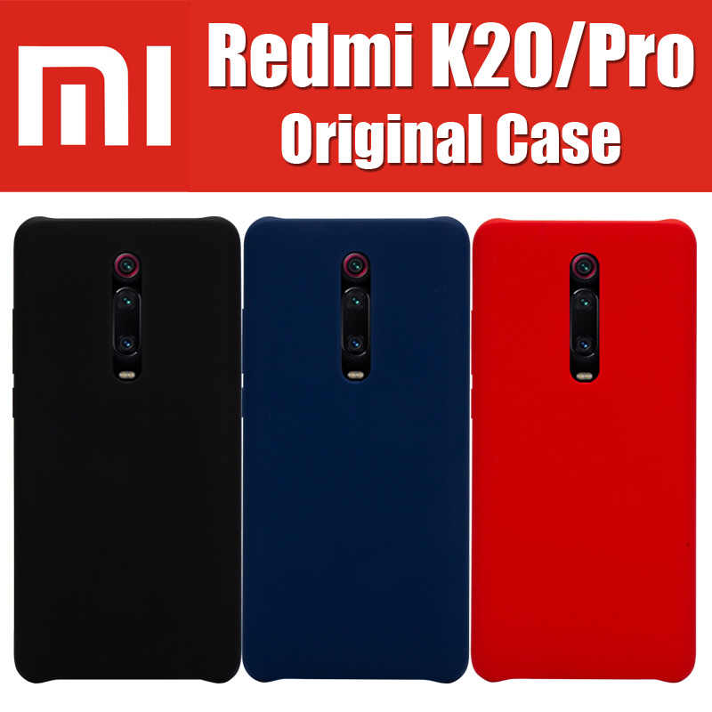 True Liquid Skin Original Xiaomi Redmi K20 Pro Case Silicone
