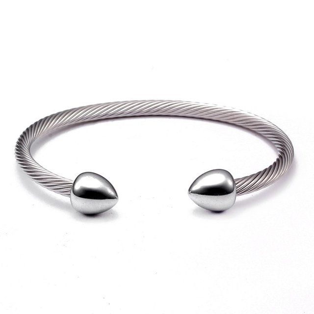 Simple Sporty Open Cuff...