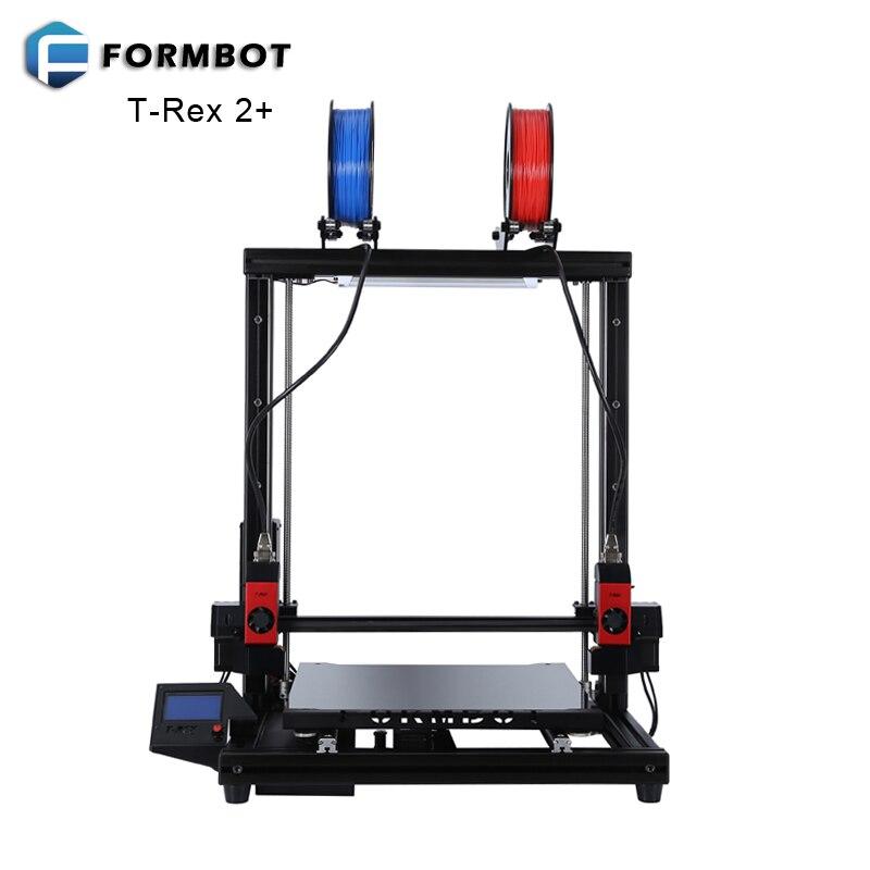 Formbot t-rex 2 + gran formato 3D impresora con 400x400x500mm Tamaño de construcción