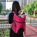 2016 Nova Rodada Saco de Viagem do Animal De Estimação Cães Gatos Transportadora Mochila Ao Ar Livre Macio Sided Dog Pet Travel Transportadora Shoule 1-18KGS