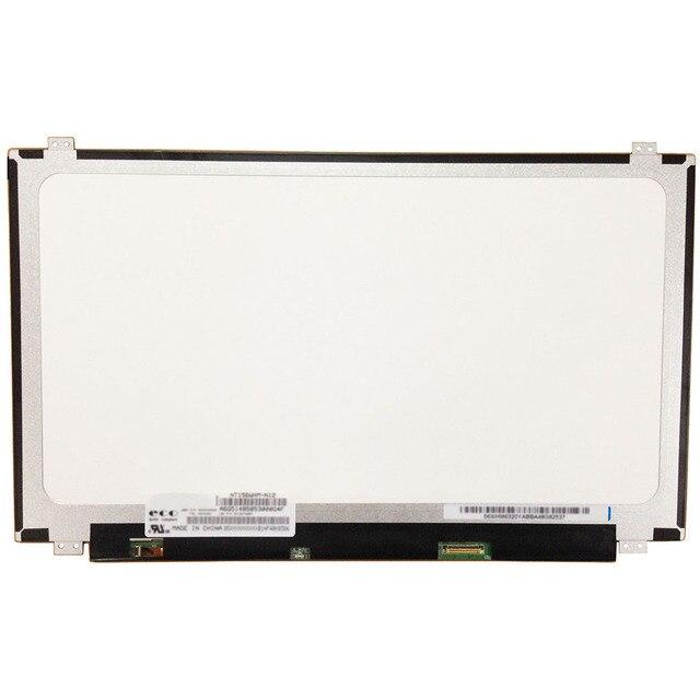 """15.6 """"ekran do Dell Inspiron 15 5567 7557 7567 P65F P66F full hd 1920X1080 Matrix 7000 laptop do gier LED wymiana wyświetlacza"""
