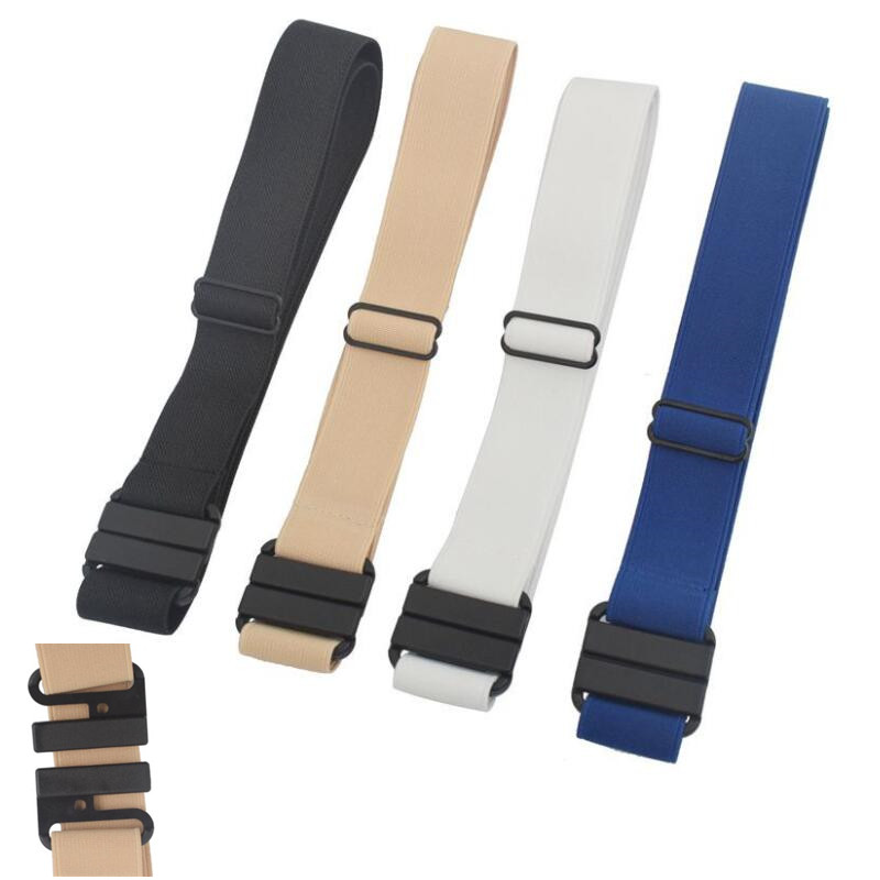 New Fashion Adjustable Simple Stretch Belts Unisex Buckle-Free Elastic Belt For Jeans Pants Dress Stretch Boys / GirlsWaist Belt