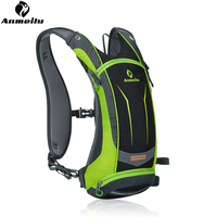 ANMEILU 8L Waterproof MTB Bike Water Bag Nylon Cycling Backpack For Bicycle Outdoor Hiking Trekking Hydration