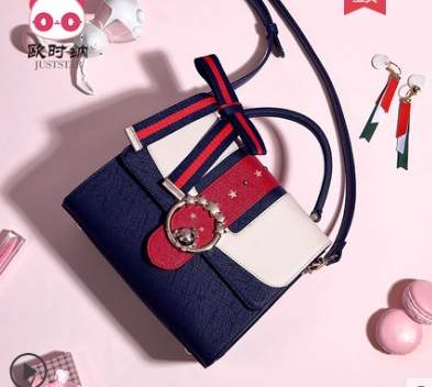 Princess sweet lolita JUSTSTAR bag School of fashion color wind all-match Shoulder bag Messenger Bag students female tide 171674 юбка strawberry witch lolita sk