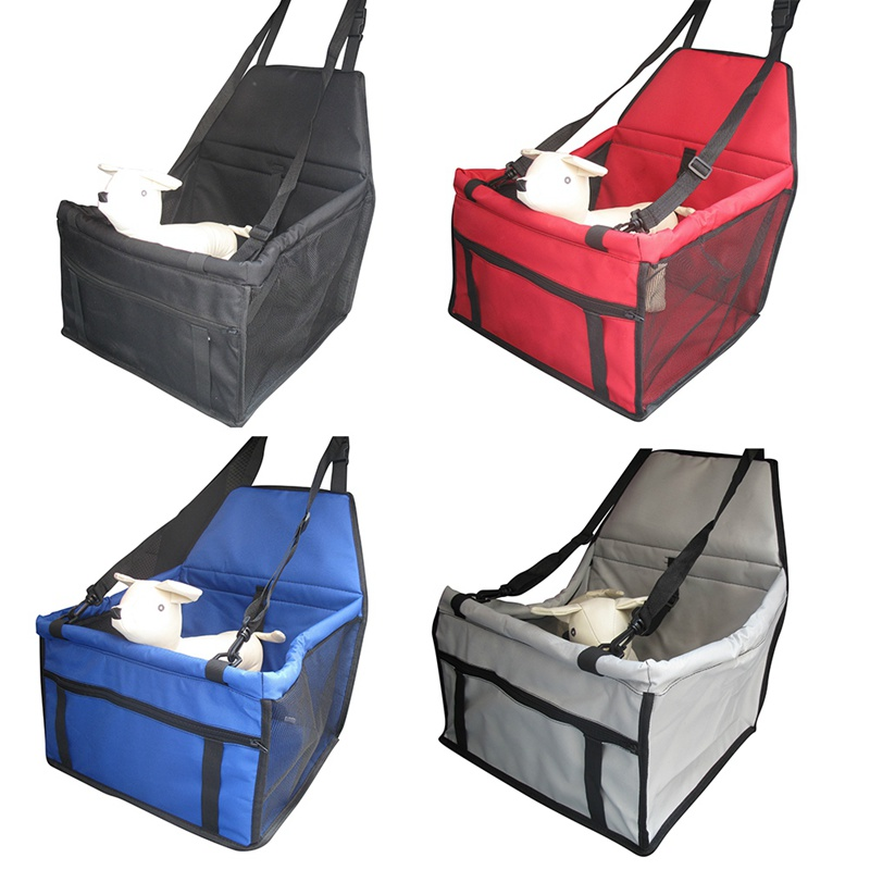 Dog Bag Pet Car carrier Dog Car Booster Seat Cover Carrying Bags for Small Dogs Outdoor Travel
