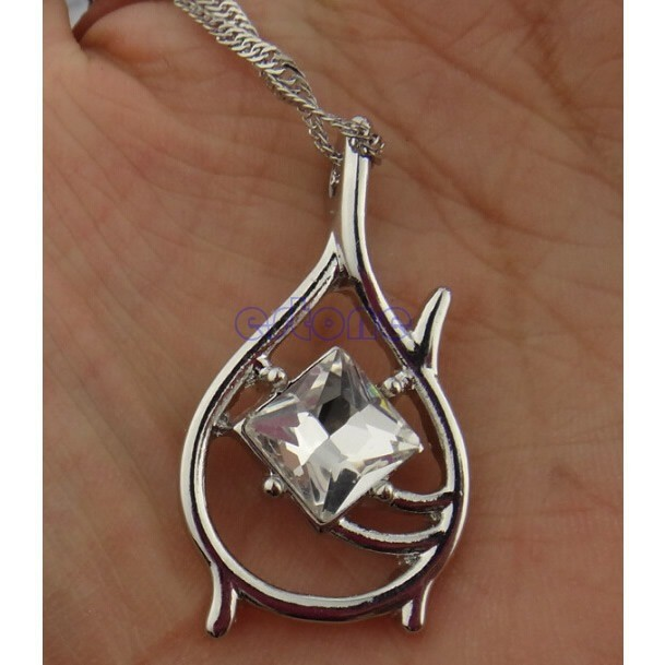 Lord Of The Rings Tauriel Pendant Necklace