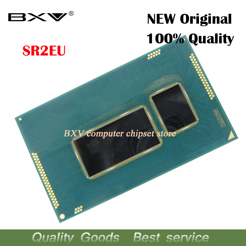 I3-6100U SR2EU i3 6100U BGA Chipset 100% Nouveau