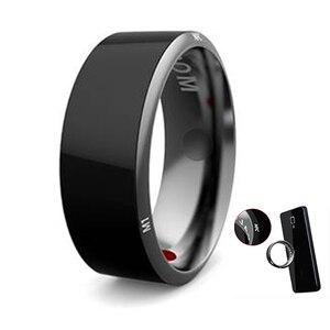 Image 3 - Werableอุปกรณ์Jakcom R3แหวนสมาร์ทอิเล็กทรอนิกส์CNCโลหะMini MagicแหวนIC/ID / NFC Readerสำหรับโทรศัพท์มือถือNFC