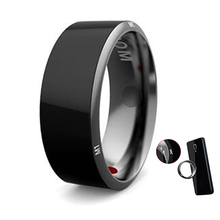 Jakcom R3 CNC Metal Mini Magic Ring with Card Reader For NFC Mobile
