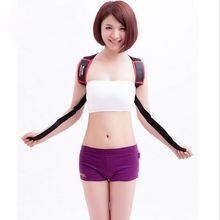 2016 Therapy Body Posture Corrector Back Shoulder kyphosis correction belt Health care Shoulder Brace straightener