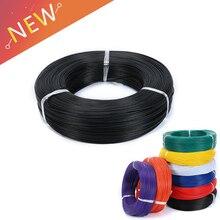 10 метров 1,3 мм ПВХ электронный кабель Луженая Медь 26AWG светодиодный кабель, ПВХ изолированный провод, 26 awg UL1007 удлинитель соединительный провод