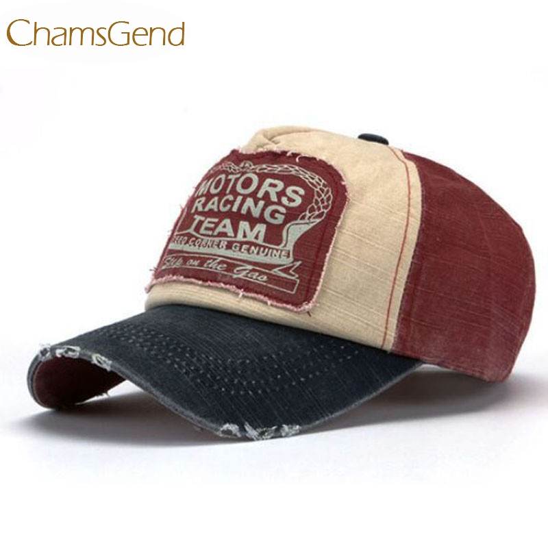 Newly Design Unisex   Baseball     Cap   Cotton Motorcycle   Cap   Grinding Vintage Old Hat 161103 Drop Shipping