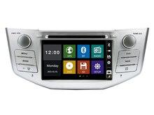 7 «автомобильный dvd-плеер с gps (опционально) CANBUS BT/tv, USB/SD, аудио Радио стерео, Автомобильная Мультимедийная Главная панель для TOYOTA LEXUS RX330/RX350