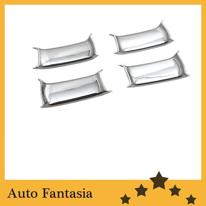 ④Envolvente manija interior de la puerta del cromo trim-para Range ...