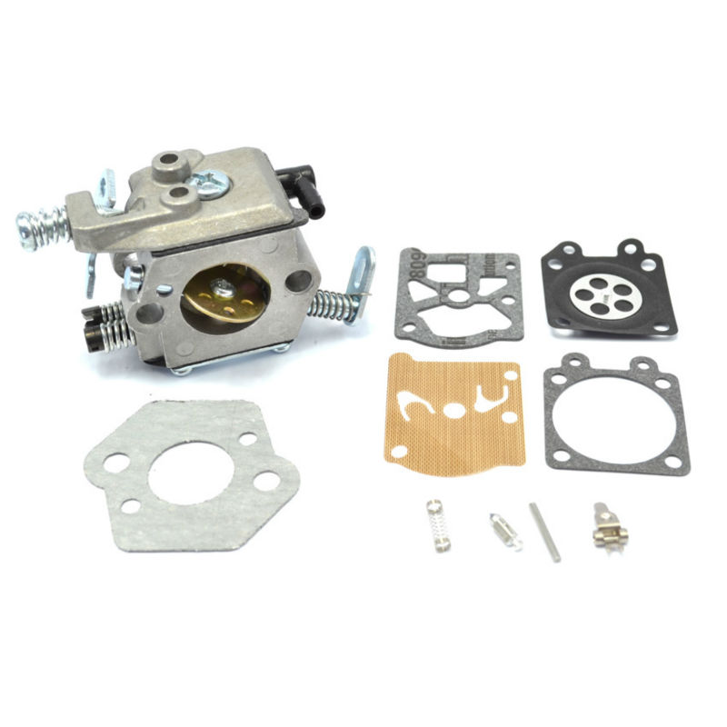 где купить Chainsaw Carburetor Walbro Carbs with Repair Kits Diaphragm Gasket fit Stihl 021 023 025 MS210 MS230 MS250 Parts Replaces по лучшей цене