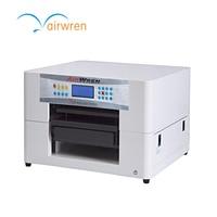 Wholesale T shirt Printing Machine Digital Printer Wool Textile Machinery A3 Mini Dtg