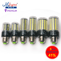 5 pcs 85-265V 3.5W 5W 7W 8W 12W 15W E27 LED Lamp Ultra High Brightness High-end 5736SMD High Power Plastic Corn Bulb