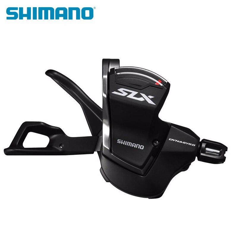 SHIMANO SLX M7000 vélo manette de vitesse dérailleur arrière vtt vélo frein manette de vitesse levier arrière vitesses 11 vélo dérailleur vélo manette de vitesse