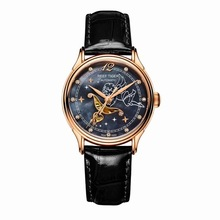 Reef Tiger LOVE Serier RGA1550 Luxury Watches Women Lady Wrist Watches Rose Gold Tone Mother of
