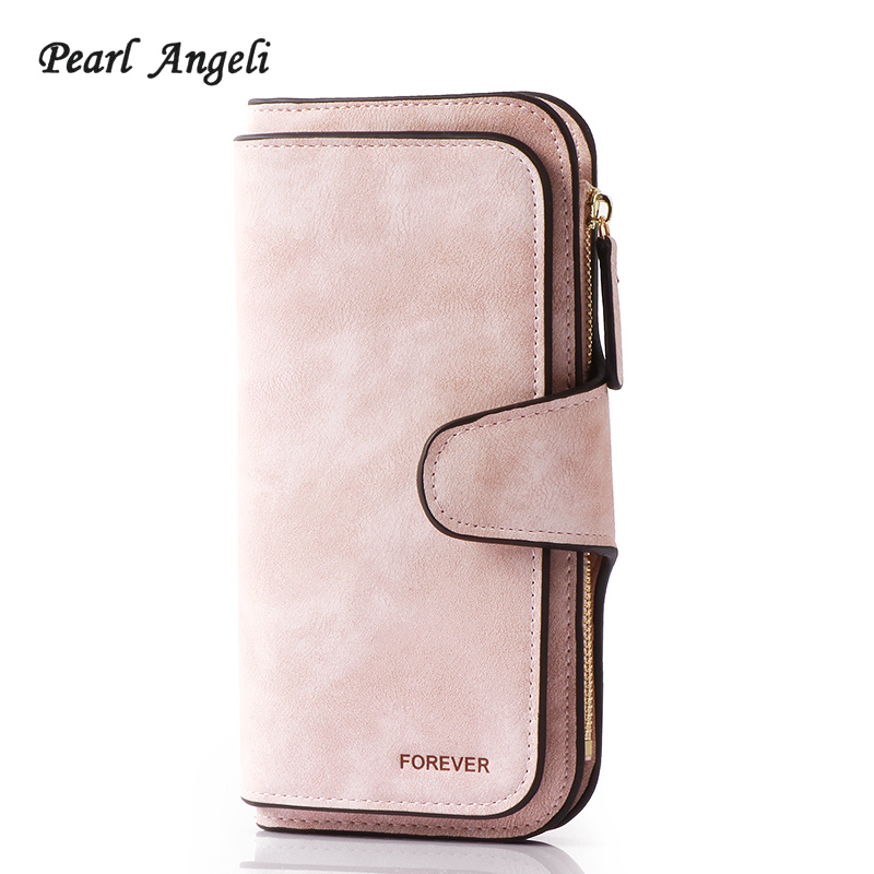 все цены на  Wallet Brand Coin Purse PU Leather Women Wallet Purse Wallet Female Card Holder Long Lady Clutch purse Carteira Feminina