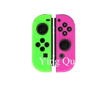 Image 4 - Silicone Rubber Skin Case Cover For Nintend Switch JoyCon Controller For Nintendoswitch NX NS Joycon Grip