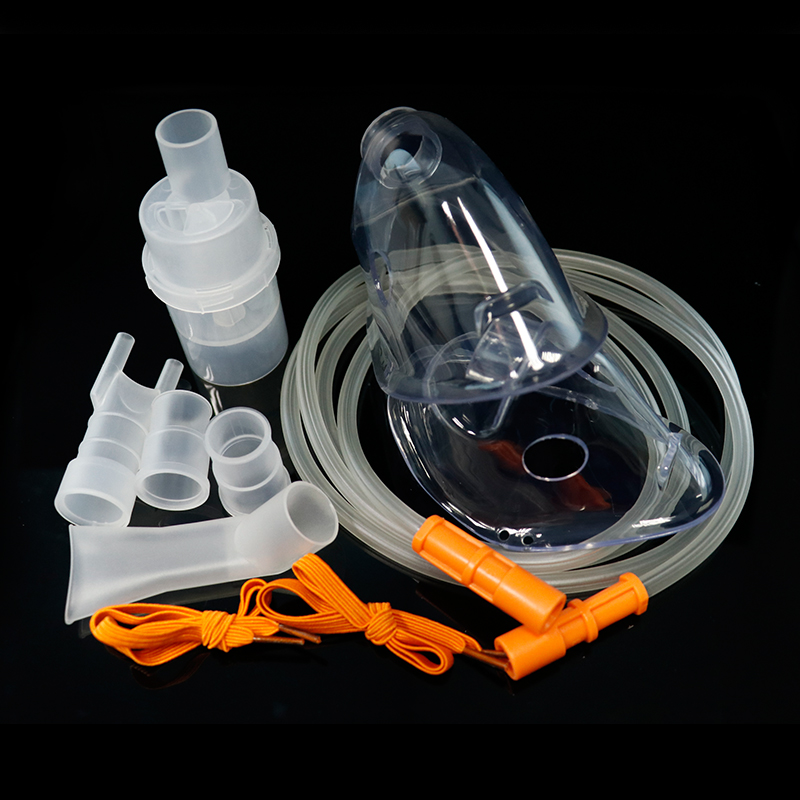Universal Inhaler Nebulizer Mouthpiece Household Adult Child Mouth Tube Inhaler Set Compressor Nebulizer Accessories Compressor