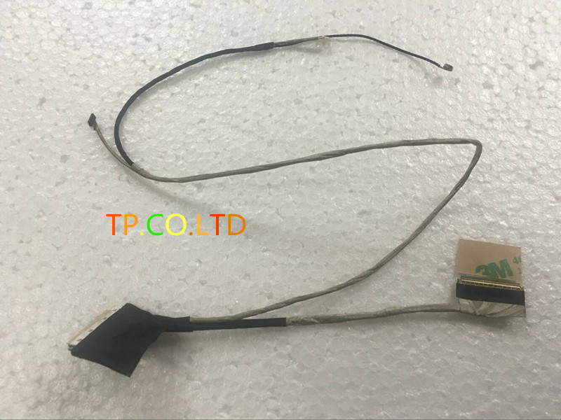 New Original For ASUS S301 Q301L Q391LA/P S301L S301LA S301LP Laptop LVDS LCD LED Video Flex Cable DD0EXALC000 original laptop notebook lcd led lvds display screen flex cable fit for asus u46 u46a u46s u46sa u46e lvds 42 w1502ga01