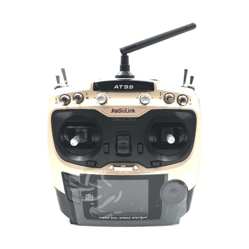 Radiolink at9s 9ch 2.4g rc 송신기 컨트롤러 (r9ds 또는 r12ds 포함)  r12sm 수신기 (rc 헬리콥터 비행기 용) quadcopter glid-에서부품 & 액세서리부터 완구 & 취미 의  그룹 1