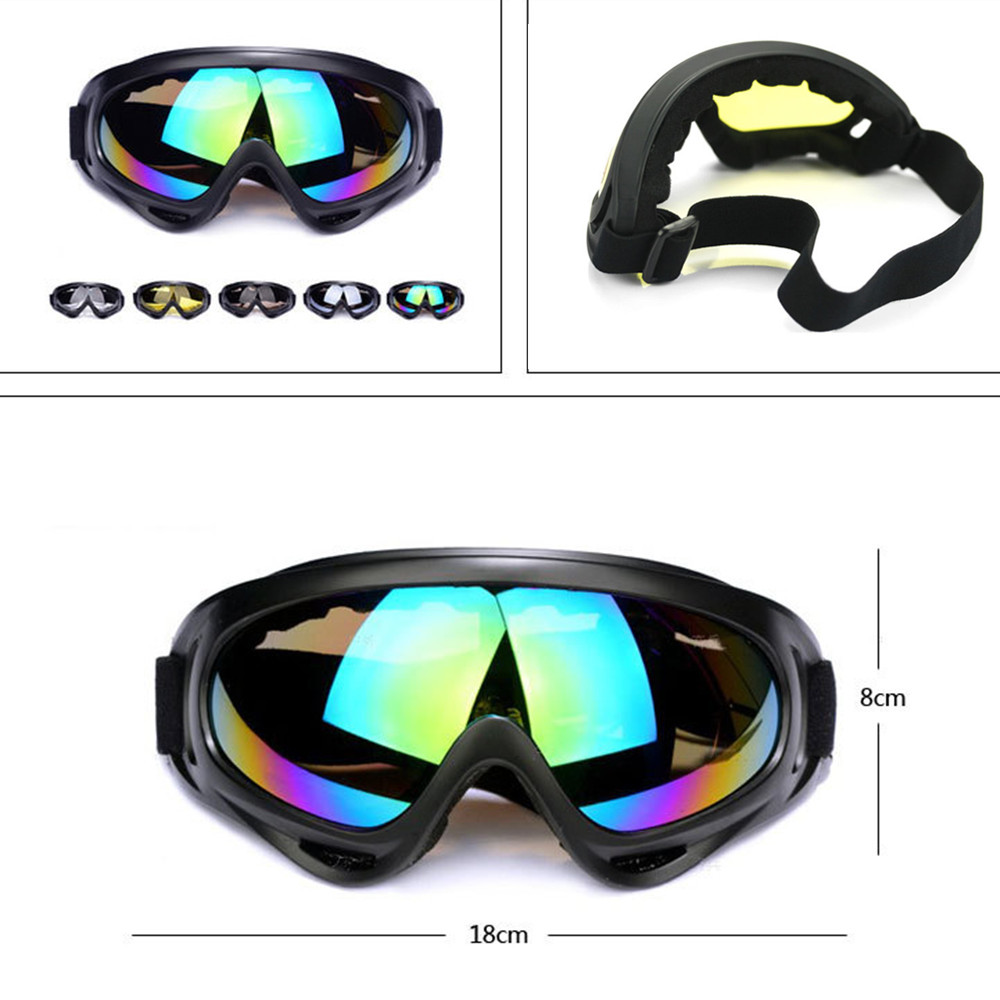 be8e87d5a2c EE support outdoor sports riding motocross goggles X400 prevent sand fans  tactical equipment motorcycle glasses XY01-in Motorcycle Glasses from  Automobiles ...