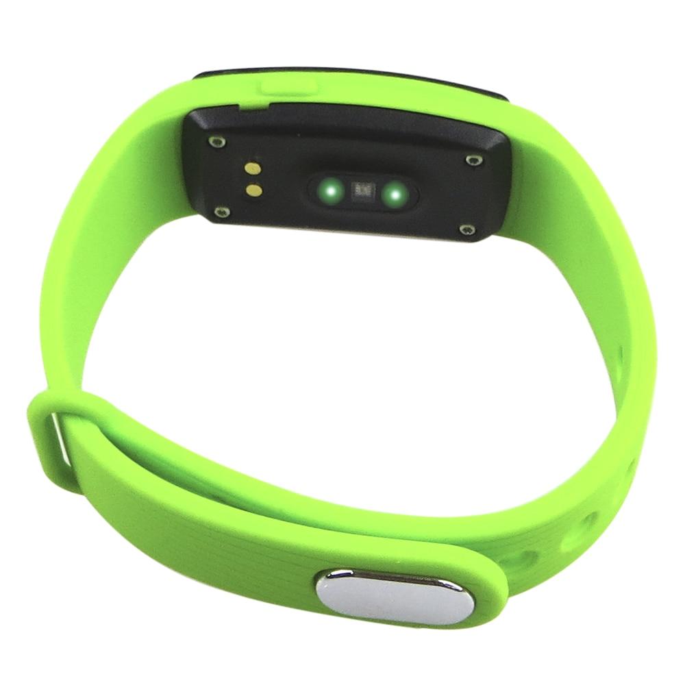 2017 Yeni K107 Bluetooth 4.0 Akıllı Izle Kalp Hızı ve Uyku - Erkek Saatleri - Fotoğraf 3