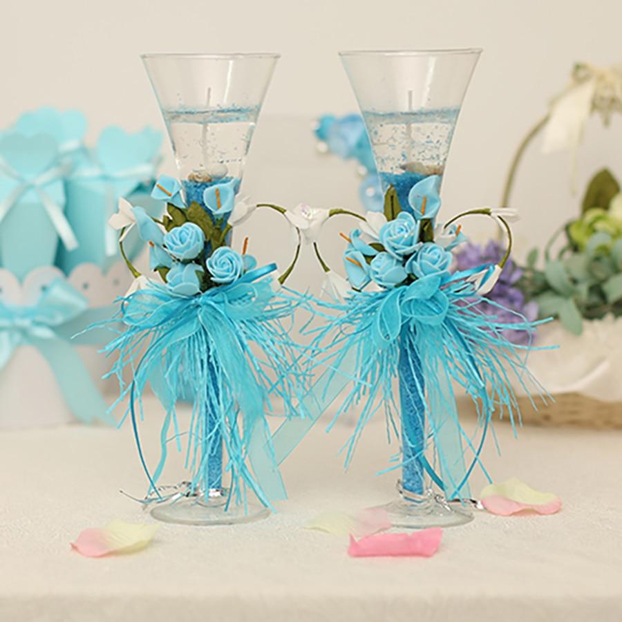 Wedding Decoration Class Candles Wax Wicks Lamp Halloween Votive