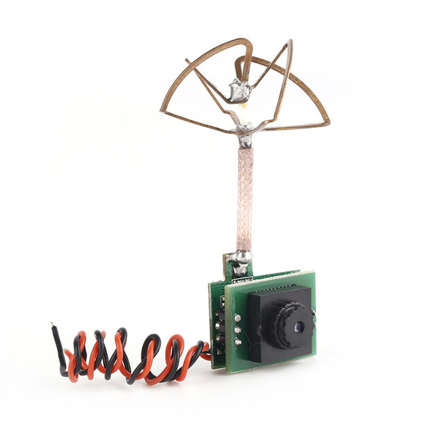 High Quality OCDAY 5g FPV 48CH 5.8G 25MW 600TVL Camera Built-in Transmitter and Antenna Toys Wholesale Free Shipping