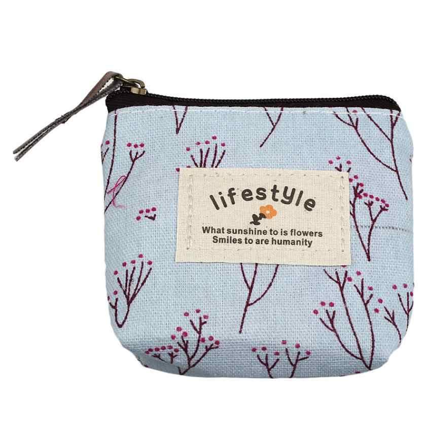 2e0d26722e05 Спальное  4002 новый небольшой холст кошелек на молнии леди сумка для монет  для сумки
